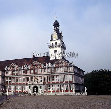 castle in wolfenbuettel