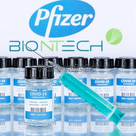 pfizer biontech coronavirus vaccine corona virus