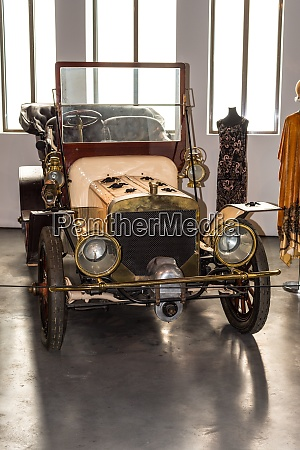 malaga automobile museum in spain