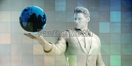 globe world data
