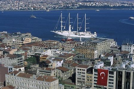 turkey istanbul bosporus