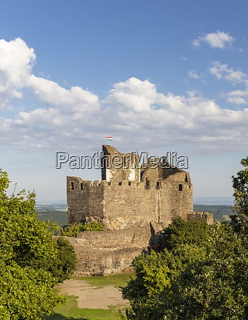 castle in holloko north hungary