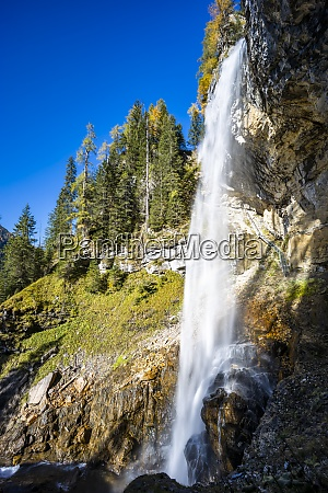 johanneswasserfall waterfall sankt johann im pongau