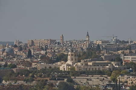city of jerusalem in israel was