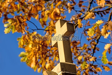 cross of a pilgrim way with