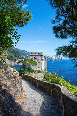 tower aurora monterosso al mare liguria