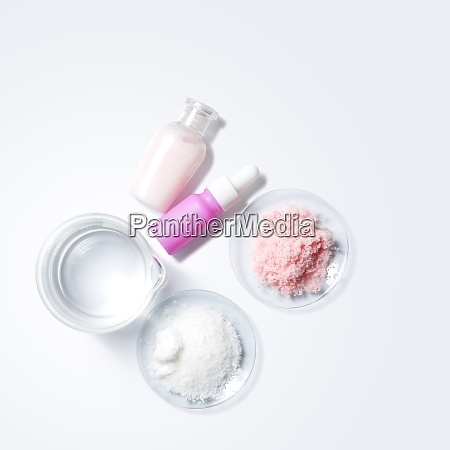 beauty care cream serum himalayan pink