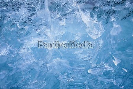 ice cave ice wall iceland vatnajoekull