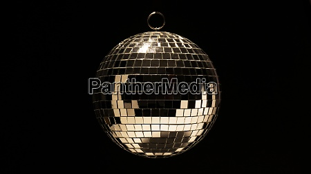 disco ball for dancing in a
