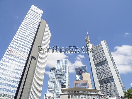 mainhattan high rise buildings in