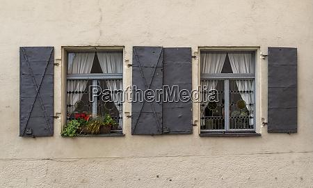 historic windows in straubing