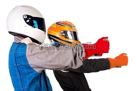 racing drivers