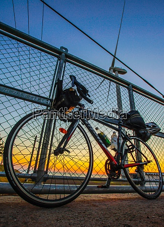 bicycles and wind power generation and