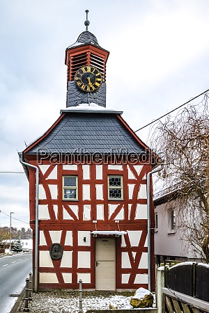 old town hall wilhelmsdorf