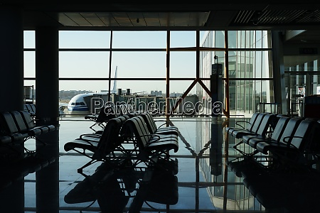 image of beijing international airport terminal