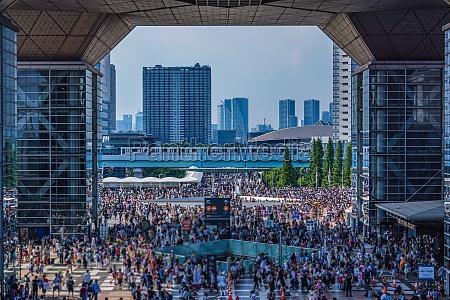tokyo international exhibition center tokyo big