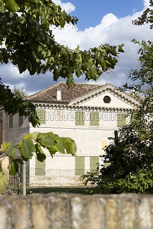 villa zeno near cessalto unesco site