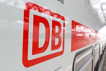db logo deutsche bahn german railways