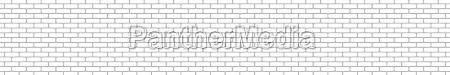 realistic wall background new white brickwork