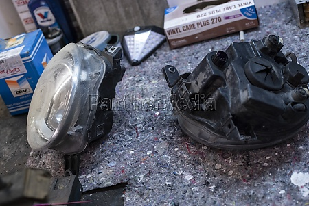 car lights used spare parts 2