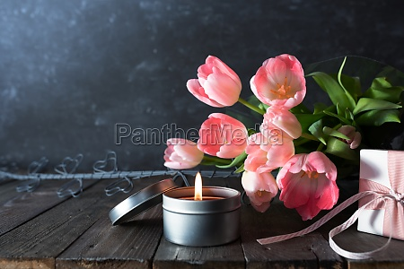 atmospheric mothers day decoration