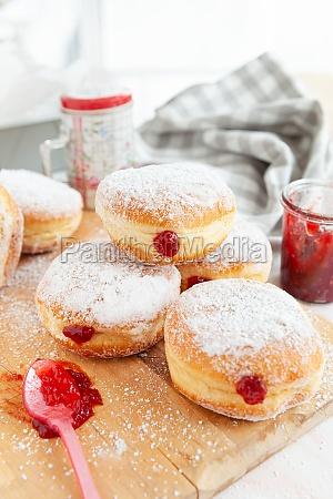 delicious german donuts