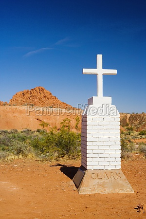 tombstone of a grave las vegas