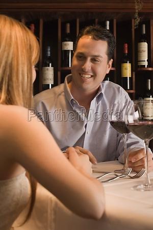 couple, on, dinner, date - 29273550