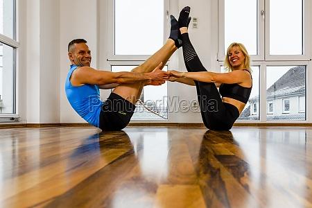 yoga in the loft