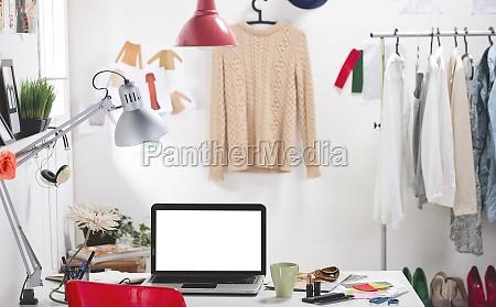 a fashion creative space