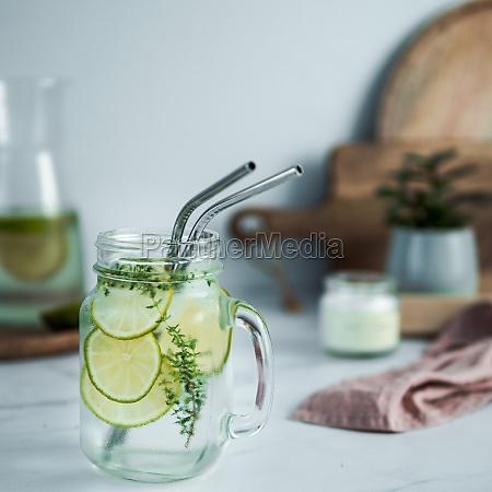 metal recyclable drinking straws indoor