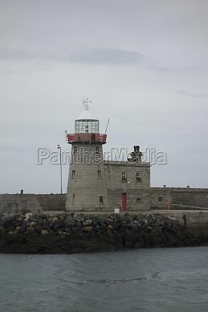 a lighthouse as a navigational aid