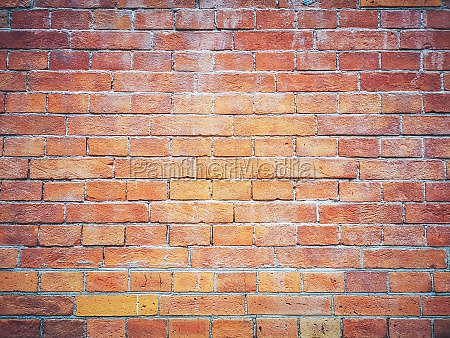 brick wall background brown and red