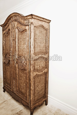 cupboard in a living room