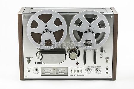 audio tape machine