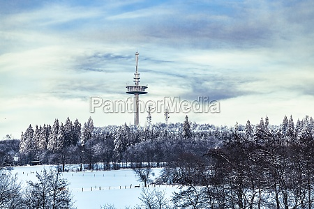 view to hoherodskopf