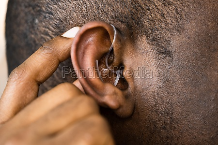 hearing aid and audiology handicap