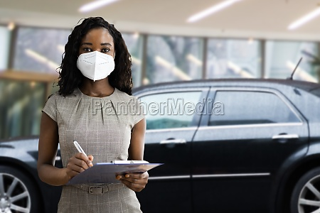 car dealership and rental auto business