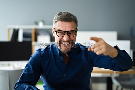 workplace quarrel angry looking man