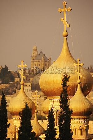 domes of a church church of