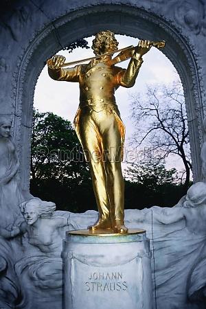 close up of a statue johann