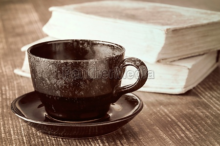 coffee cup time