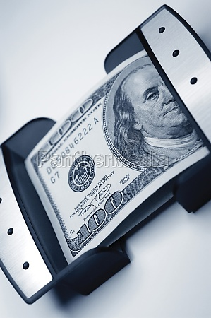 united states one hundred dollar bill