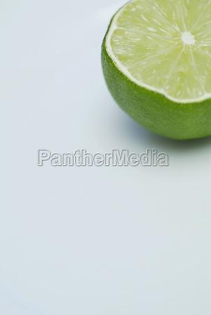 cross section of a lemon