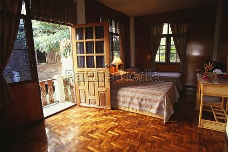 interiors of an inn sukhothai thailand