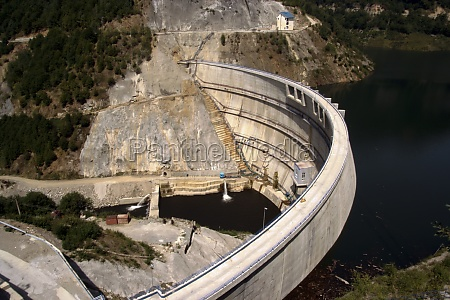 hydroelectric power plant in romania