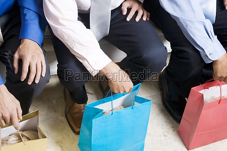 low, section, view, of, three, businessmen - 29506817