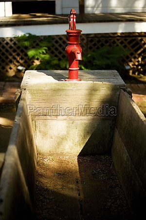 high angle view of a water