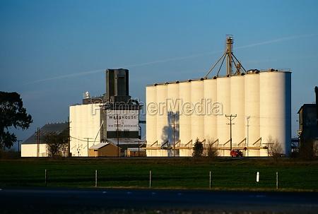 grain storage in northern california