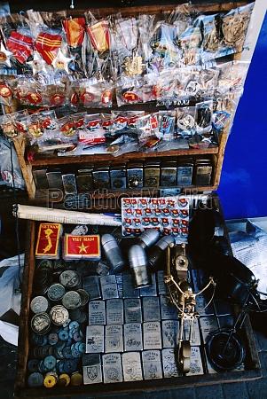 war souvenirs ho chi minh city
